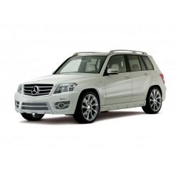 Замена масла в двигателе Mercedes-Benz GLK