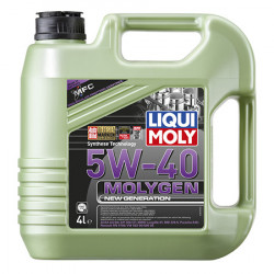 Моторное масло Liqui Moly Molygen NeW Generation 5W-40
