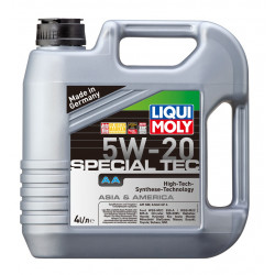 Моторное масло Liqui Moly Special Tec AA  5W-20