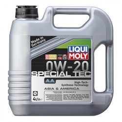 Моторное масло Liqui Moly Special Tec AA 0W-20