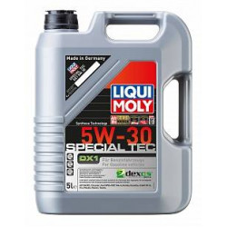 Моторное масло Liqui Moly Special Tec DX1 5W-30