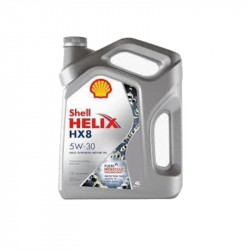 Моторное масло Shell Helix HX8 Syn 5W-30