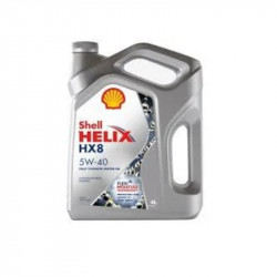Моторное масло Shell Helix HX8 Syn 5W-40