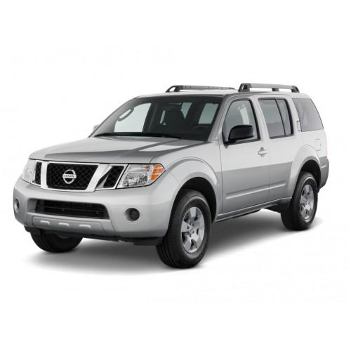 Замена масла в АКПП Nissan Pathfinder в СПб