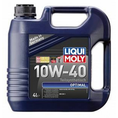 Моторное масло Liqui Moly Optimal 10W-40 в СПб