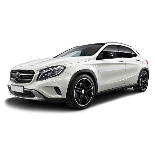 фото Замена масла в АКПП Mercedes-Benz GLA